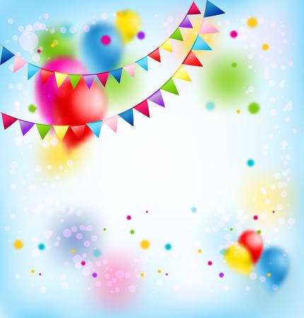 birthday party: Happy holiday card