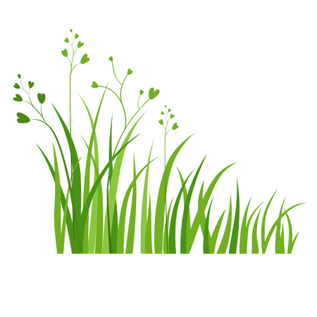 green grass icon