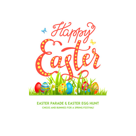 Tellering Template Easter illustration