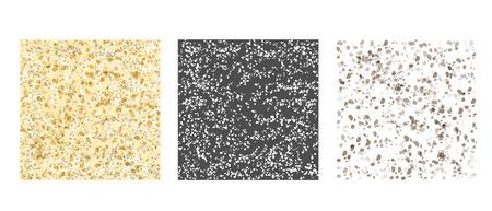 Fondo de conjunto de piedra manchada gráfica. Patrón sin costuras
