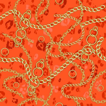 Pattern animal skin background