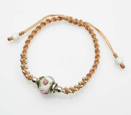 cuff bracelet: decorations Stock Photo