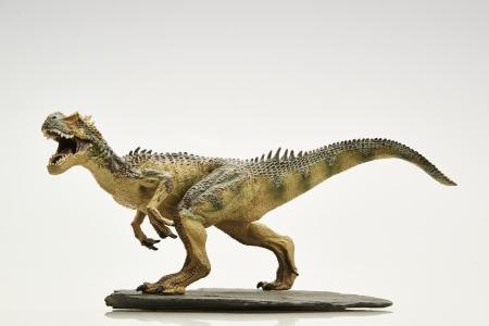spurious: dinosaur Stock Photo