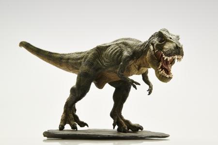 brute: dinosauro Archivio Fotografico