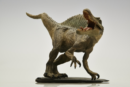 brute: dinosaur Stock Photo