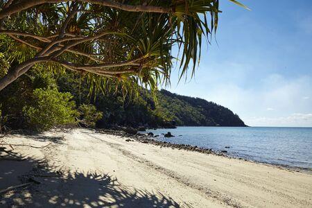 Strand bei. Nature Hintergrund