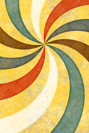 green swirl: swirl pattern in red and green, seamless pattern