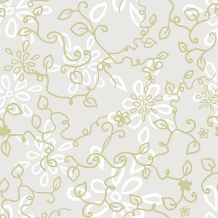winder: seamless flowers