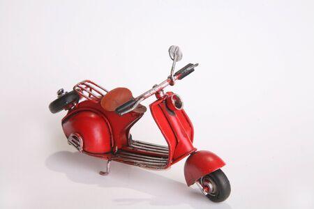 Collectible toy Vespa