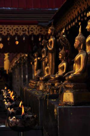 chaingmai: 7 days buddha, Chaingmai,Thailand