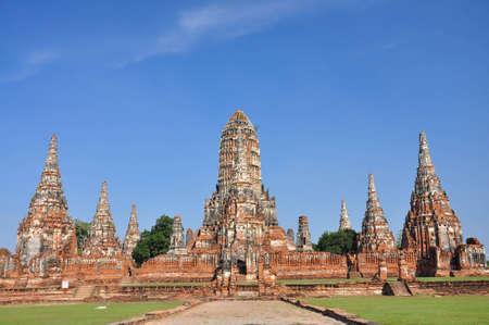 Wat Chaiwattanaram,Ayutthaya,Thailand