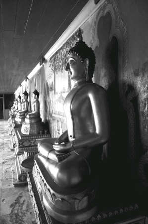 Buddha in Thailand Stock Photo