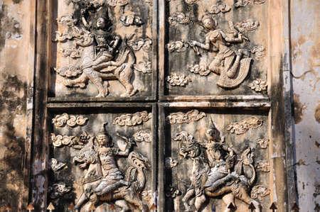 Thai stucco