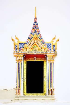 Thai style window