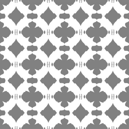 simple white and grey lace pattern in retro rustic style