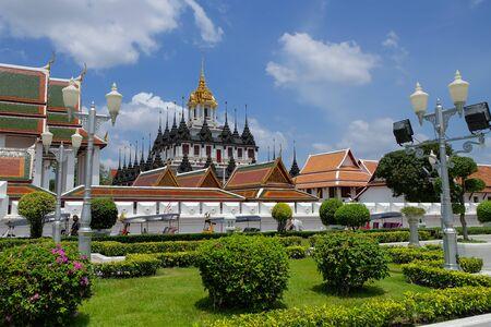 thai believe: Unseen temple in Thailand