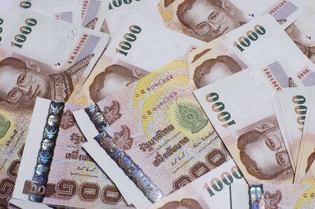 Full of Money Thai Baht Cash