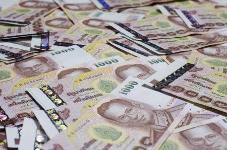 king of thailand: Full of Money Thai Baht Cash