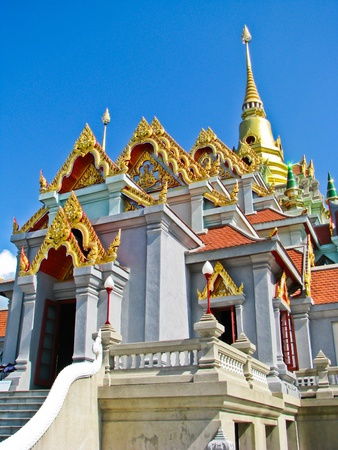 Temple in Thailand Stock Photo - 9845893