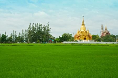 ratchaburi: Church at Wang ma now Temple at Ratchaburi,Thailand