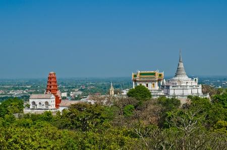 Phra Nakhon Khiri Park is a historical park in Phetchaburi, Thailand