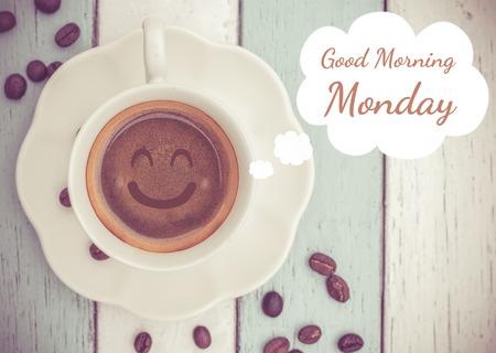 おはようございます (月曜日)