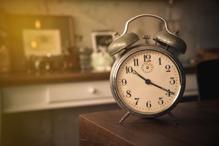 Classic clock Stock Photo