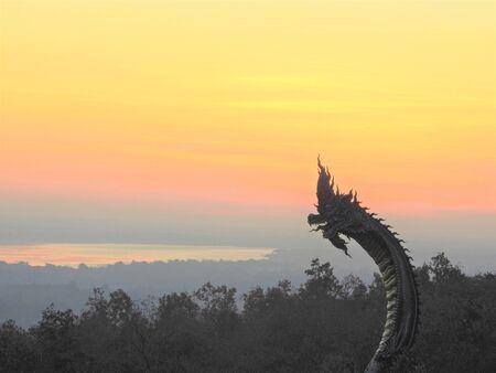 Naga art Stock Photo - 140107259
