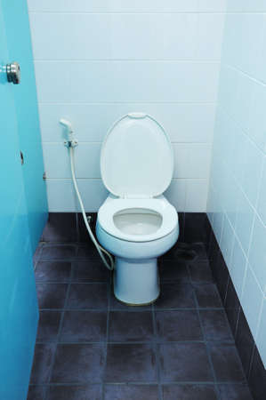 toilet at office Stock Photo - 8627433