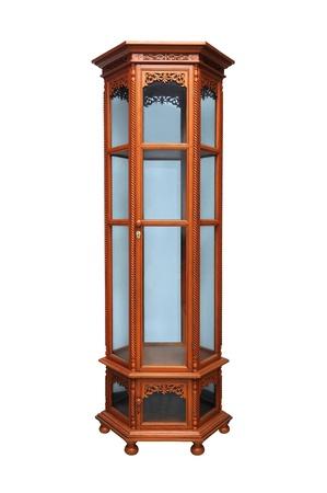 Antique cabinet photo