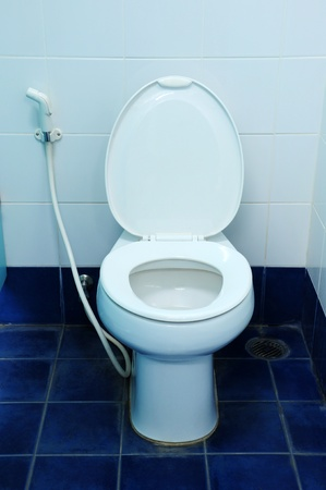 toilet at office Stock Photo - 8718945