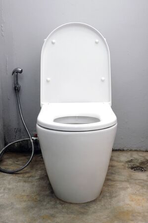 toilet at office photo