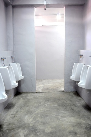 urinals at office Stock Photo - 8793648