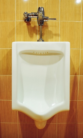 urinals at office Stock Photo - 8817720