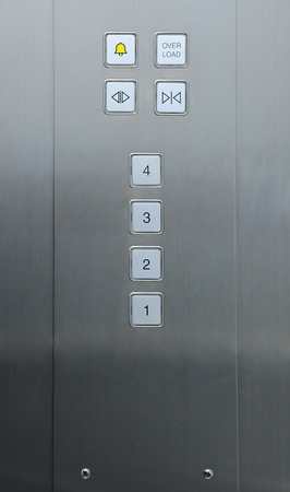 Elevator buttons  Stock Photo - 8896308