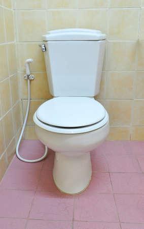 toilet at office Stock Photo - 8896331