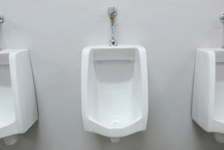 urinals at office Stock Photo - 8957242