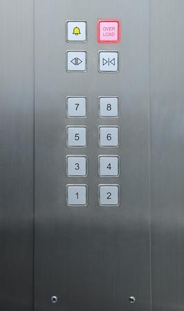 overload alert in elevator Stock Photo - 9132181