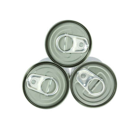 ring pull: aluminum cans and ring pull