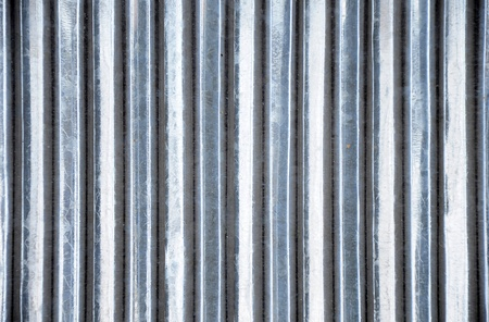 metal fence background  Stock Photo - 9359000