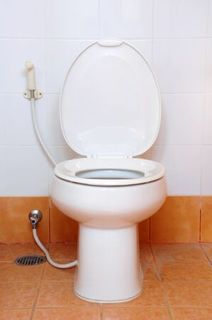 toilet at office Stock Photo - 9456193