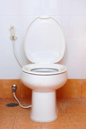 toilet at office Stock Photo - 9456193