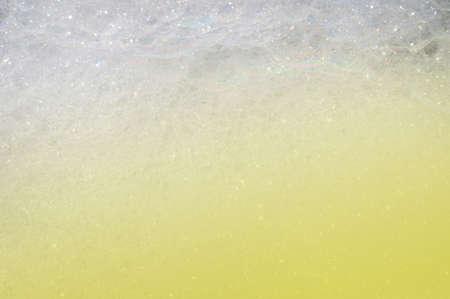 beer bubbles closeup photo