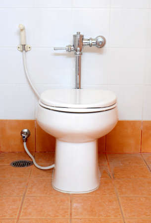 toilet at office Stock Photo - 9592870