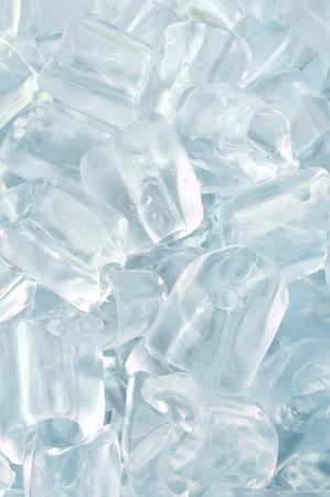 fresh cool ice cube background Stock Photo - 9671392