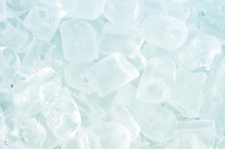 cubos de hielo: Fondo del cubo de hielo fresco fresco