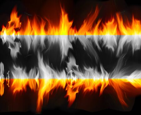 campfires: abstract fire flame background Stock Photo