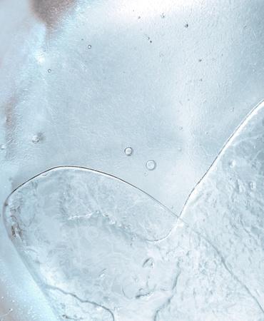 fresh cool ice cube background Stock Photo - 9881171