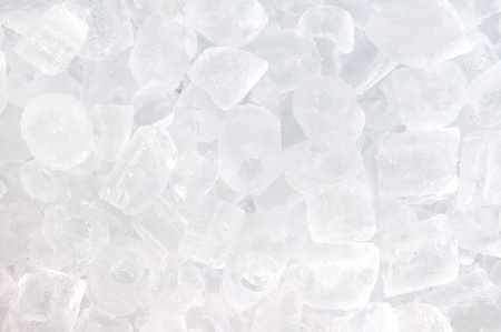 fresh cool ice cube background 版權商用圖片