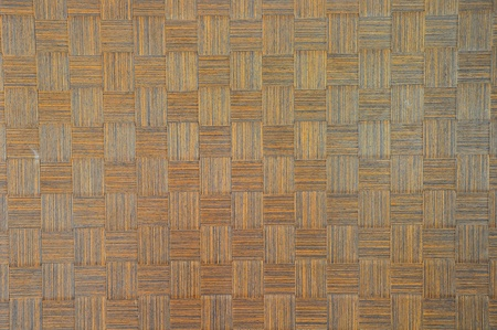 rattan mat: texture bamboo basket for background Stock Photo